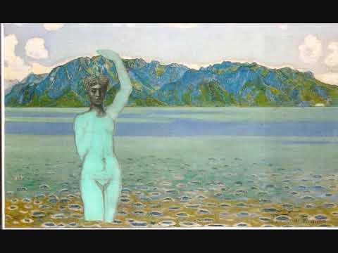 Hector Zazou Arthur Rimbaud Ophéllie Sahara Blue