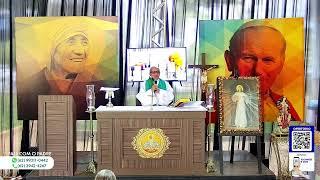 Santa Missa às 15h - 22/10/2020 - AO VIVO
