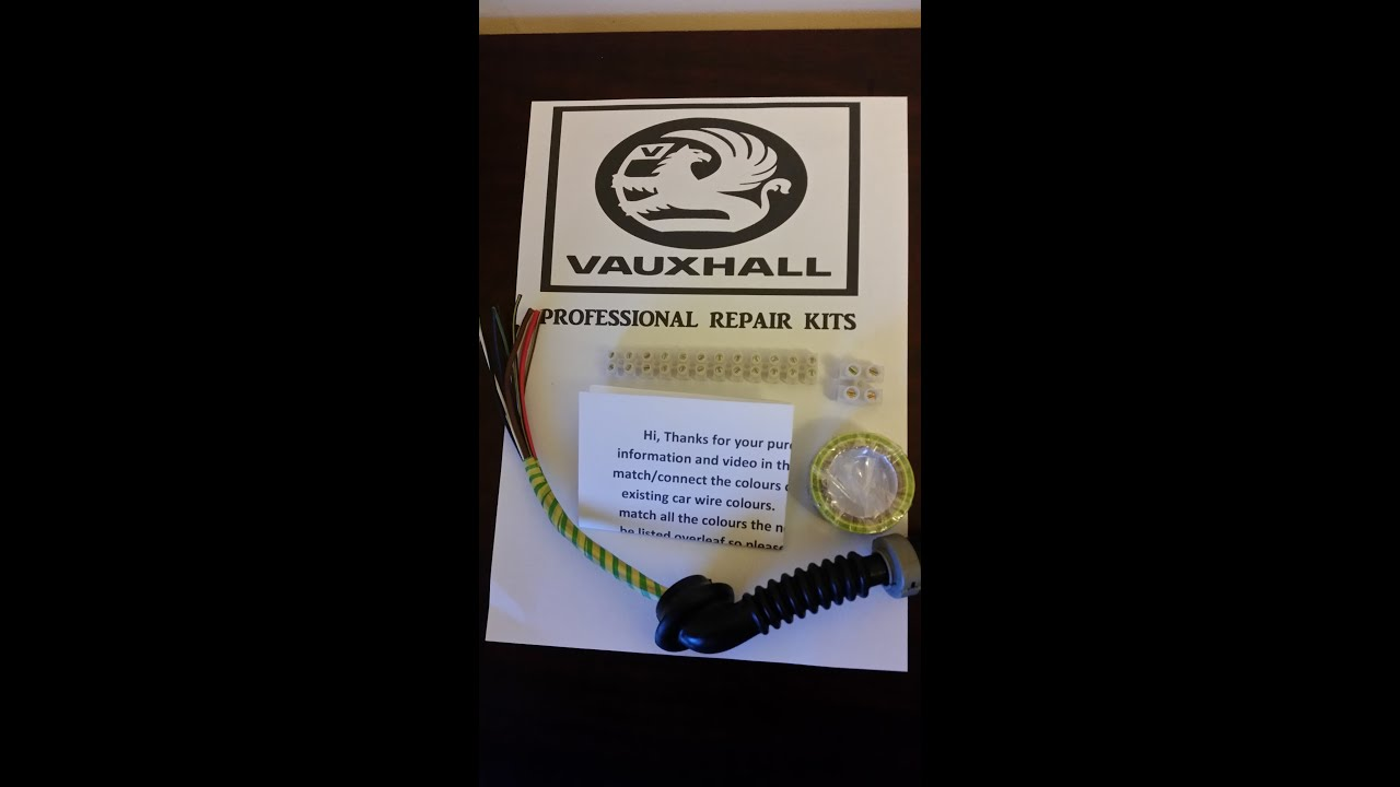 hight resolution of vauxhall rear door lock proper repair video