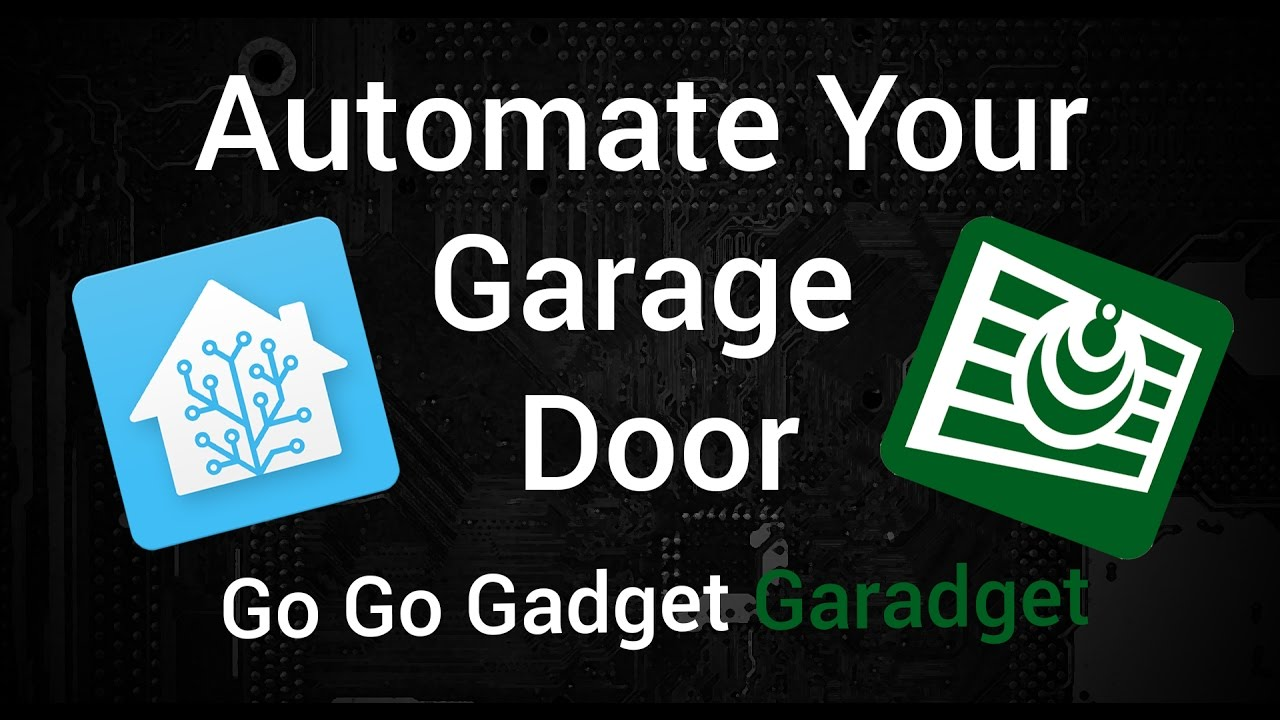 Setting up Garadget with Home Assistant - SmartHome Integration