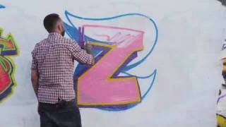 How to Draw a Z | Graffiti