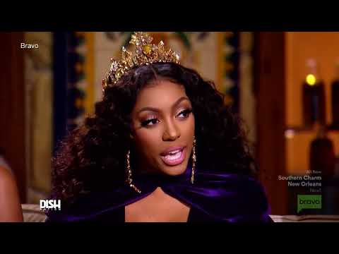 PORSHA IS THE QUEEN OF THE 'RHOA' REUNION