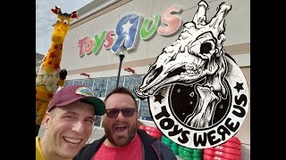 * Toys R Us * REBORN 2019 ! Back from the DEAD. Walk-through CANADA