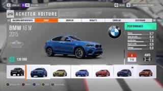 Forza Horizon 3 - Toutes les voitures (All Cars)