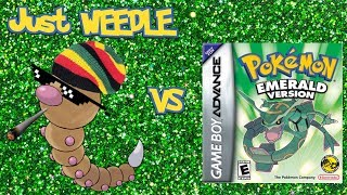 Can You Beat Pokemon Emerald With Just A Weedle?