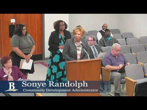 Burlington City Council Meeting 2/21/2017