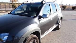 Dacia Duster - Automatic door locking activation / de-activation