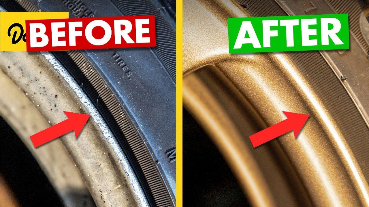 DIY Curbed Wheel Fix - Was It Worth It?