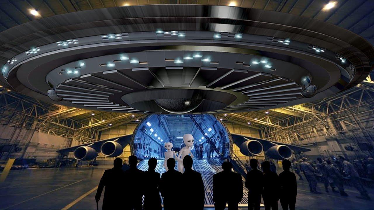 กองทัพอากาศสหรัฐเปิดเผยคลิปลับจานบินต่างดาวลงจอดในฐานทัพให้ผู้สร้างภาพยนตร์สารคดี