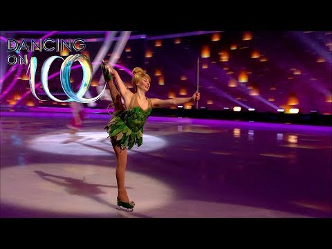 Disney On Ice Comes to Dancing on Ice! | Dancing On Ice 2018