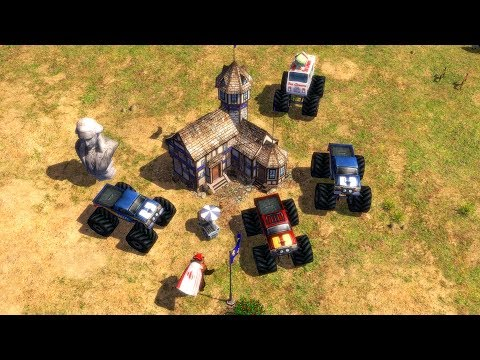 Age Of Empires 3 - CHEATS