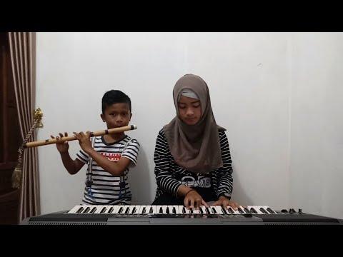 AYAH - Tasya Rosmala (Piano Suling Cover by Lia Aprilia)