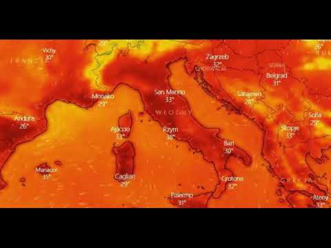 Europe Is So Hot They're Calling It Lucifer