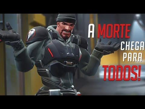 MATANDO SÓ POR PRAZER! TRIBUTO AOS MAIN REAPER | Overwatch Brasil thumbnail