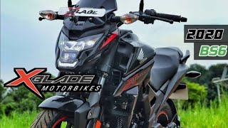 The Unique Bike || Honda X Blade Tamil Review