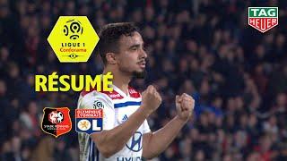 Stade Rennais FC - Olympique Lyonnais ( 0-1 ) - Résumé - (SRFC - OL) / 2018-19