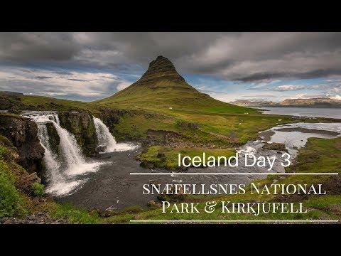 Snæfellsnes National Park & Kirkjufell - Iceland Day 3