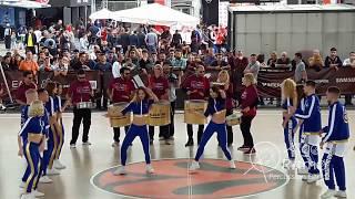 EuroLeague Final Four 2017 Algo-Ritmo Perküsyon Show