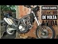 Ducati Cagiva Elefant 900 Restauração #2: De Volta a Vida!
