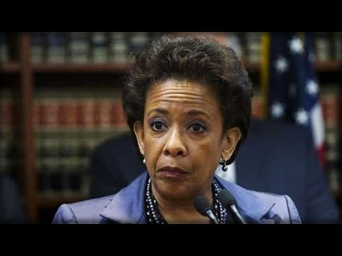 BOOM! LORETTA LYNCH JUST GOT THE NIGHTMARE BOMBSHELL OF A LIFETIME