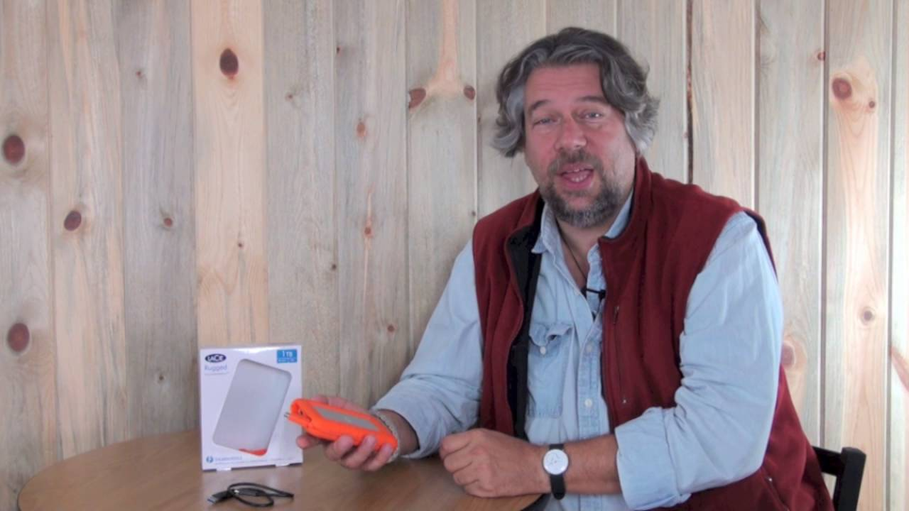 Lacie Rugged Thunderbolt 1tb External Drive Review