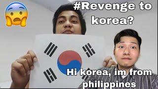 Korean oppa reaction | #revenge to korea? I was shocked!!!🤣
