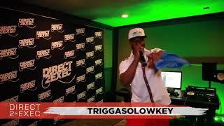 TriggaSoLowKey Performs at Direct 2 Exec Atlanta 6/30/18 - Atlantic Records