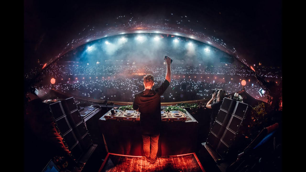 Martin Garrix - Live @ Tomorrowland 2016 - YouTube
