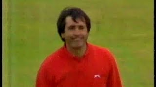 Seve Ballesteros.1st round.1988.The Open. Royal Lytham St Annes