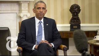 Paris Shooting Terror Attack at Charlie Hebdo: Obama Reacts | The New York Times