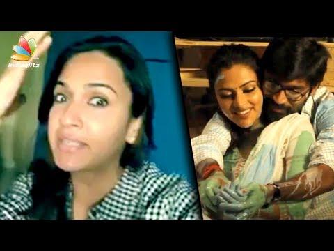 Soundarya Rajinikanth calls Dhanush MENTAL...