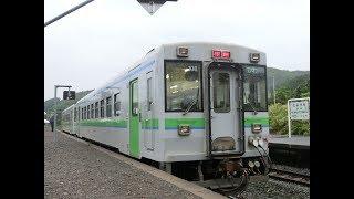 キハ150-108(苫小牧車) 旭川→伊納 函館本線 JR北海道 4929D(留萌行き)