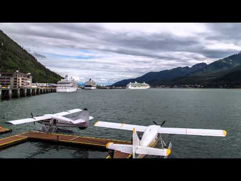 One Day in Juneau, AK | Time Lapse Video