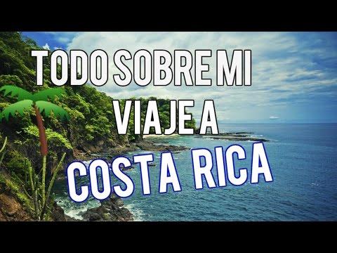 LES CUENTO TODO SOBRE MI VIAJE A COSTA RICA! (07/20/2016)