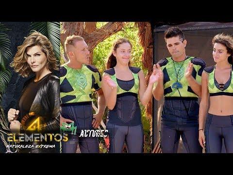 Ferny es parte del equipo Actores   Reto 4 Elementos