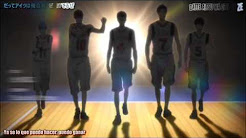 Kuroko no Basket Season 2 Episode 1 English Dub
