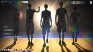 Repeat youtube video Kuroko no Basket 2 Opening 1 (Other Self) -Sub Español