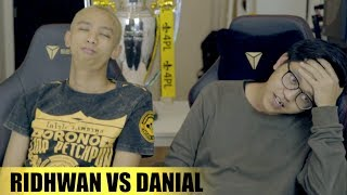 4PL MATCH #7: RIDHWAN VS DANIAL