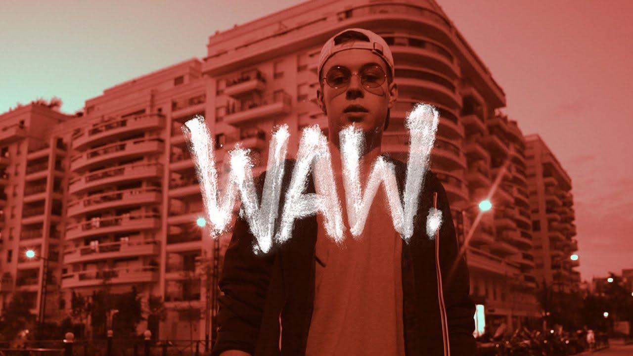 Seb la Frite - WAW (Freestyle Video)