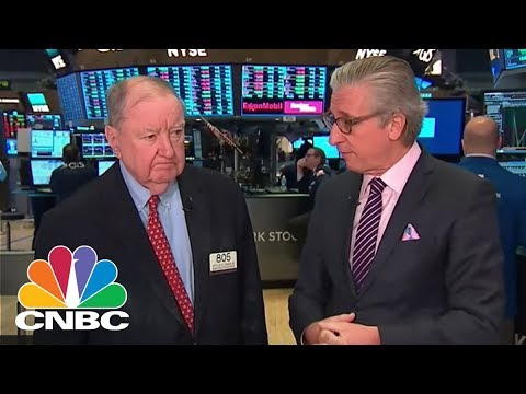 Veteran Trader Art Cashin On Why Stocks Are Plunging | CNBC