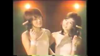 ピンクレディーCM集 Part 2  - Pink Lady Commercial Corrections 1977 1980