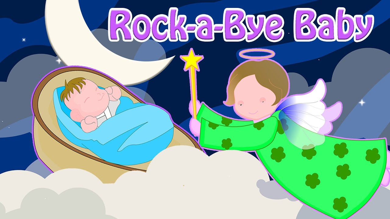 Rock A Bye Baby Clic Lullaby With