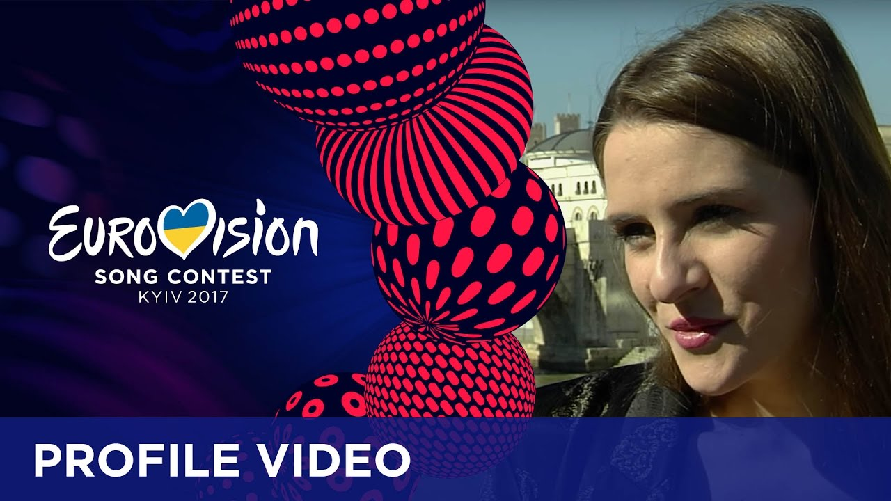 Видеото со кое Јана Бурческа ѝ се претстави на евровизиската публика