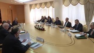 С.Лавров на совместном заседании СМИД СНГ,  Ашхабад, 10 октября 2019 года
