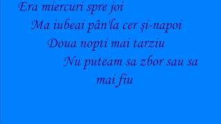 Vunk ft. Antonia Pleaca lyrics