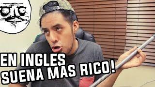 EL INGLES TIENE PODEEEER!!  │ @BRUNOACME