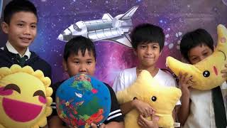 Space Science Roadshow at Robinsons Ormoc