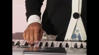 Chand Sifarish instrumental on keyboard - Pravina Vinay Kale