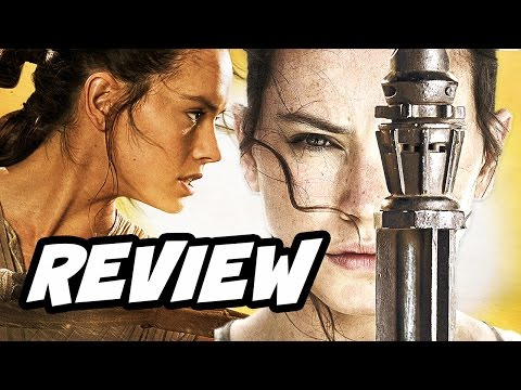 Star Wars The Force Awakens Review - No Spoilers