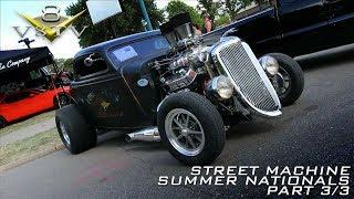 Street Machine Summer Nationals Part 3 of 3 -  V8TV